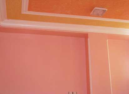 نقاشی روغنی - نقاشی ساختمان